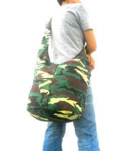 Shoulder Bag Bohemian Bag Camouflage Multicolor Bag Messenger Bag Hippie Hobo Crossbody Bag Boho Purse Sling Thai Art Gift Bag by Avivahandmade on Etsy