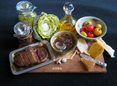 Betsy niederer miniature foods   The Mini Food Blog: June 2008