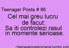 Citate în română,texte în română Haha Funny, Funny Memes, Jokes, Lol, Totally Me, Lost Love, Teenager Posts, Language, Thoughts