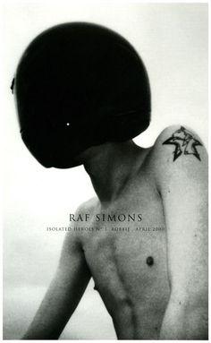 Raf Simons | AW 1998-99 | Radioactivity