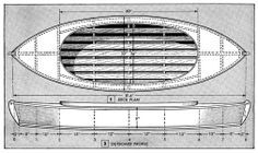 Duck Boat Plans Wooden Dingey Skiff Sailing by DigitaIDecades, $3.00