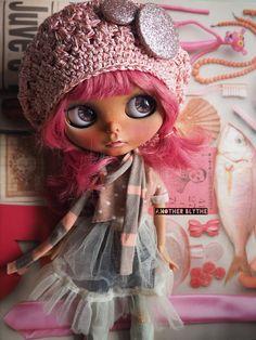 OOAK Custom Blythe Doll by Another Blythe by AnotherBlythe