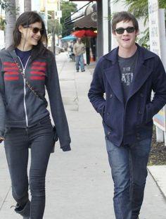 Logan Lerman Alexandra Daddario Girlfriend