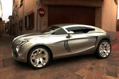 Maserati Kuba SUV Car Design