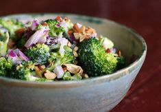 Broccoli Salad #salad
