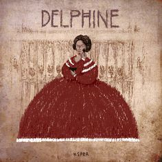 Delphine LaLaurie.