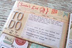 Santa's To Do List