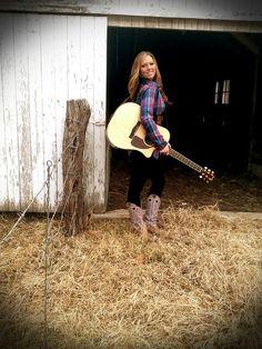 Outdoor Rustic Pictures *** #guitargal #Fender #hightops #grandpasoldshirt #countrygirl #barn