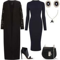 Designer Clothes, Shoes & Bags for Women Beautiful Black Dresses, Charles Keith, Elie Saab, Warehouse, Givenchy, Zelda, Chanel, Shoe Bag, Clothing