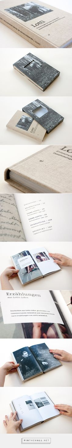 Lotti | Book Project on Editorial Design Served - created via http://pinthemall.net