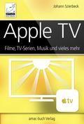 Apple TV: Filme TV-Serien Musik und vieles mehr  einfache Medienübertragung vom iPad/iPhone und Computer