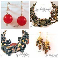 Tanya Lochridge Jewelry: Lingering in the Splendor of Fall