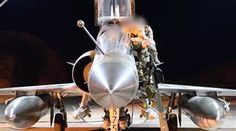 The French air force intensified airstrikes against ISIS in Iraq, bombing targets in the city of Mosul.
