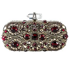 Baroque Women's Fashion | ... at Bergdorf Goodman Clutch - Baroque Fashion Trend - Marie Claire