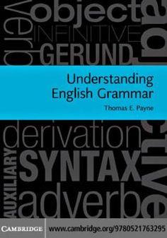 Understanding english grammar by Eduardo Mar - issuu