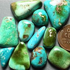Turquoise Superpowers 💎⚡️🔮💖 The lore of turquoise is that when you wear it, you'll always have great friends, you'll make better business decisions and… It's been thought of as a stone of immortality, too! Among its many other superpowered...