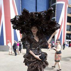 Fotos de los sombreros más exóticos del Royal Ascot 2013