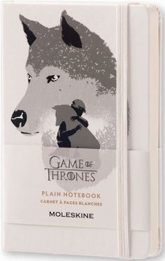 MOLESKINE GAME OF THRONES LIMITED EDITION af Moleskine