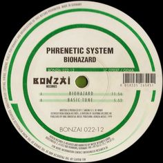 Phrenetic System - Biohazard (Vinyl) at Discogs