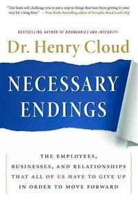 """If you're hesitant to pull the trigger when things obviously aren't working out, Henry Cloud's Necessary Endings may be the most important book you read all year."" -Dave Ramsey, New York Times bestselling author of The Total Money Makeover  ""Cloud is a wise, experienced, and compassionate guide through [life's] turbulent passages."" -Bob Buford, bestelling author of Halftime and Finishing Well; founder of the Leadership Network Henry Cloud, the bestselling ..."