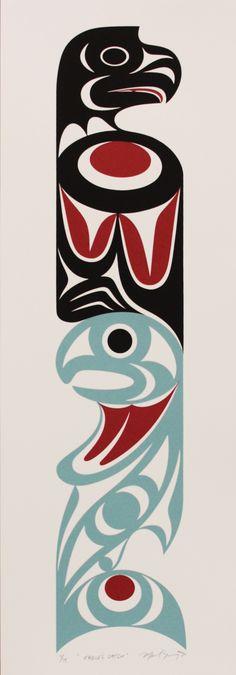 Coastal Peoples Fine Arts Gallery - Maynard Johnny Jr.