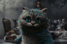 The Cheshire Cat...Tim Burton's Underland
