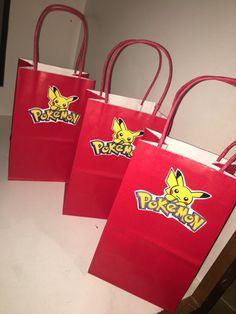 Pokemon Candy bolsas parte de Pokemon por FantastikCreations