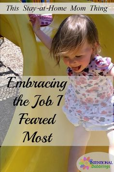 Becoming a Stay-at-home mom and thriving