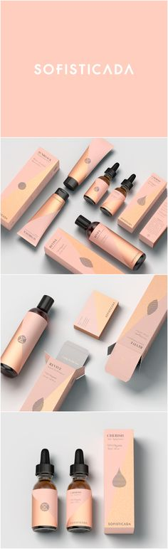 Youthful and Radiant Identity and Packaging Design for Skin Care Brand / World Brand & Packaging Design Society