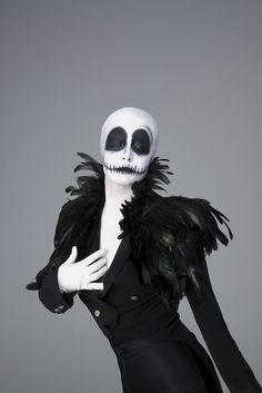Tim Burton's Characters for Halloween by Pauline Darley – Fubiz Media
