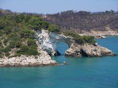 vieste | Spiagge del Gargano - Vieste,Peschic,iBaia dei margoli