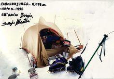 #CalzeGMpeople Sergio Martini #kangchenjunga