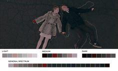 Paletas de cores de filmes para você se inspirar!