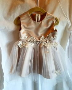 I finished this little confection for a beautiful 2 year old flower girl! Wedding Attire, Wedding Dresses, Girls Dresses, Flower Girl Dresses, 2 Year Olds, It Is Finished, Couture, Beautiful, Instagram
