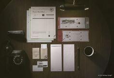 Project BlackBird Collateral   Designer: Whiskey Design