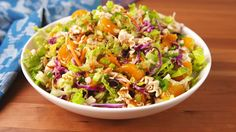 Chinese Chicken Mandarin Salad  - Delish.com