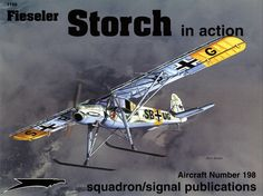 The Fieseler Fi 156 Storch (English: Stork) was a small German liaison aircraft built by Fieseler before and during World War II. Production continued in other countries into the 1950s for the private market. It remains famous for its excellent STOL performance; French-built later variants often appear at air shows.