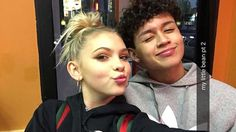 Jordyn and Brandon  Pt. 2 #articlightstour #backstage https://www.jordynonline.com