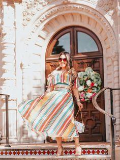 627befeb6f607 cute & little blog | popular dallas petite fashion blog | red dress  boutique luau with