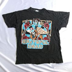 TAKE IT NOW OR YOU WILL NEVER FIND IT AGAIN !  Vintage 80s Grateful Dead 1981 T Shirt Skull Bones Ultra RARE Pakistan  http://www.ebay.com/itm/152092340653  #Vintage #80s #GratefulDead #TShirt #Skull #Bones #Ultra #RARE #Pakistan