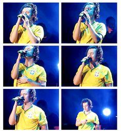 Harry é brasileiro *u*
