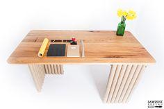 cardboard tube furniture. The-carboard-307-table-by-revive-workshop-large3.jpg (474×301) | Ideas Pinterest Farm Door Cardboard Tube Furniture
