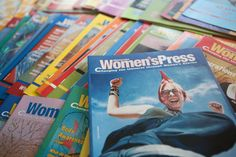 Mikki Morrissette is raising funds on iFundWomen for Minnesota Women's Press, the oldest continuously published feminist monthly print magazine. Sleep Solutions, Print Magazine, Minnesota, Raising, Old Things, Goals, Cover