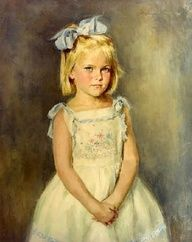 """Cabell"" -- by Ariane Beigneux – American) Beauty In Art, Classic Paintings, Female Images, Vintage Children, Art Children, Portrait Art, Beautiful Children, Love Art, Painting Inspiration"