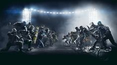 63 Tom Clancy's Rainbow Six: Siege HD Wallpapers | Backgrounds - Wallpaper  Abyss