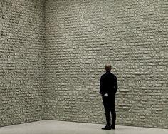 100,000 dollar bills Art Installation-tumblr.com....This is what $100,000 looks like.....