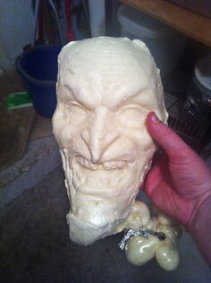 Witch Heads (On a Dime) [can be done with any monster)-face.jpg