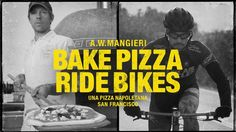 """Anthony Mangieri owns and operates Una Pizza Napoletana in San Francisco, California and is considered by many to be one of the top pizza makers in the world. Anthony discusses his relentless pursuit of excellence for two of his lifelong passions, baking pizza and riding bikes.  Directed by: Michael John Evans Music: """"Weapon of Truth"""" by Lord Sterling and """"Julian the Mountain"""" by The Mattson 2 Used by permission of Licensor. All Rights Reserved. Color Grading: Ayumi ..."""
