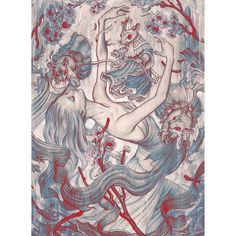 James Jean @jamesjeanart Rat King. Charcoa...Instagram photo | Websta (Webstagram)