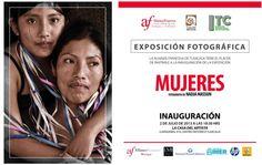 """La Casa del Artista presenta: Exposición Fotográfica """"Mujeres"""", fotografía de NADJA MASSUN"""
